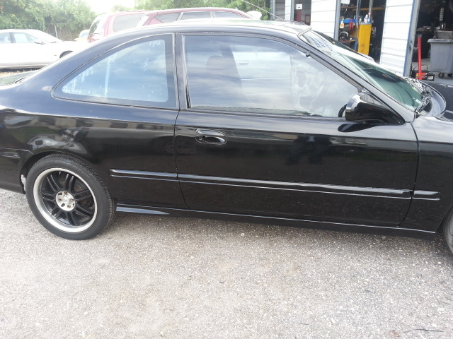 Picture of 1998 Honda Civic Coupe