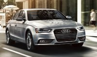 2015 Audi A4, Front-quarter view, exterior, manufacturer, gallery_worthy