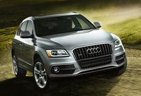 2015 Audi Q5, Front-quarter view, exterior, manufacturer, gallery_worthy