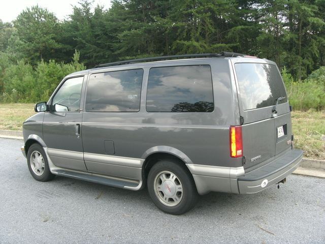 Picture of 2005 GMC Safari 3 Dr SLT Passenger Van Extended, exterior, gallery_worthy