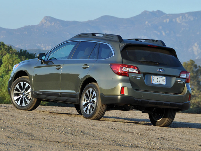 2015 subaru outback overview cargurus. Black Bedroom Furniture Sets. Home Design Ideas