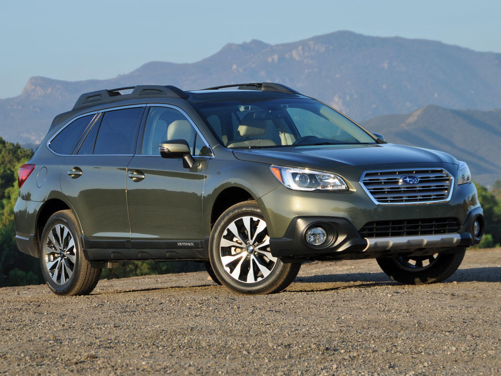 Anchorage Used Cars >> New 2015 / 2016 Subaru Outback For Sale - CarGurus