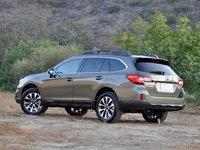2015 Subaru Outback 2.5i Limited, exterior