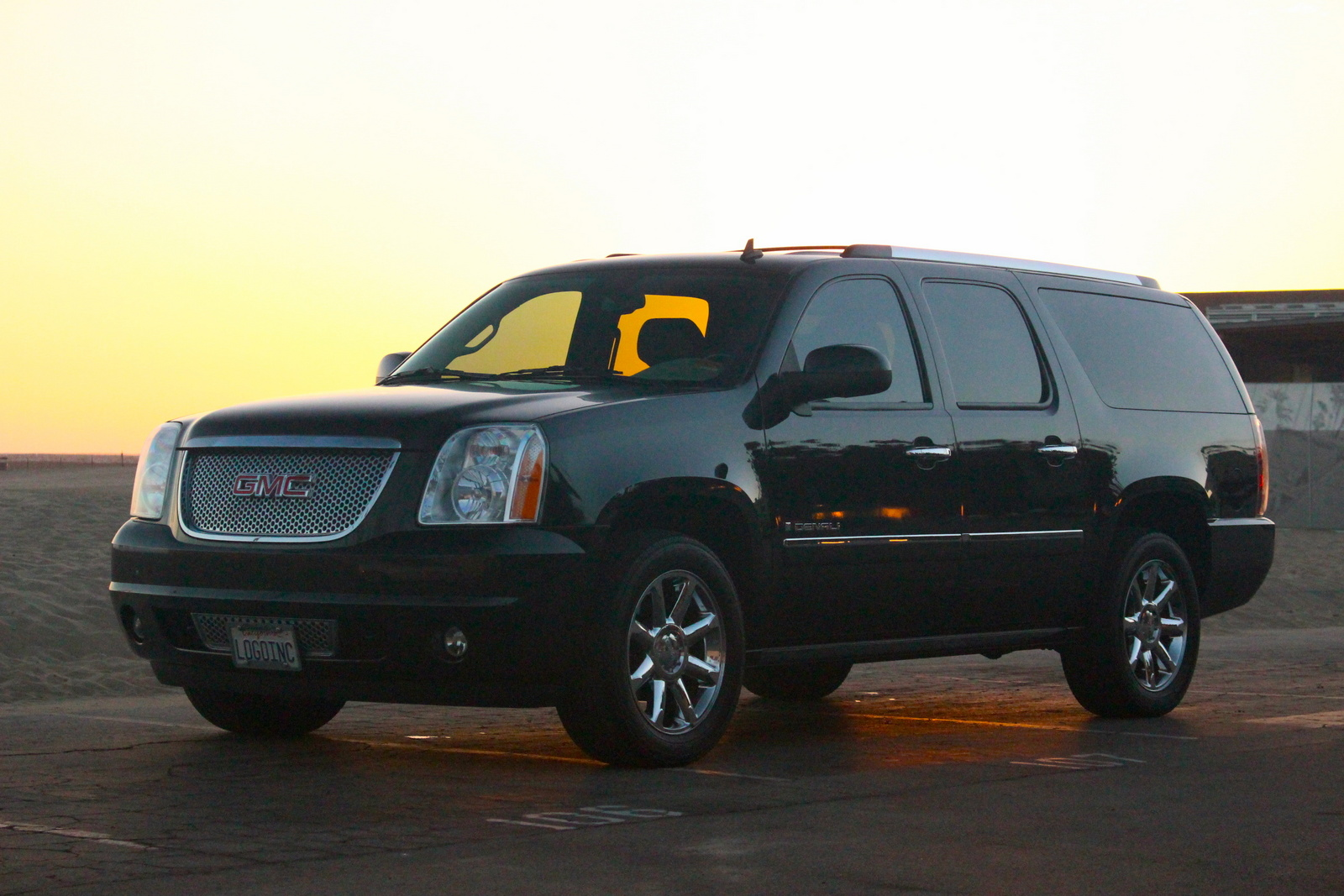 picture of 2009 gmc yukon denali xl exterior. Black Bedroom Furniture Sets. Home Design Ideas