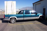 1994 GMC Sierra 3500 4 Dr K3500 SLE 4WD Crew Cab LB, SS Hood Vent Delivery, exterior