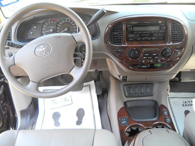 2007 Toyota Sequoia Pictures Cargurus