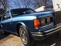 1982 Rolls-Royce Silver Spirit Overview