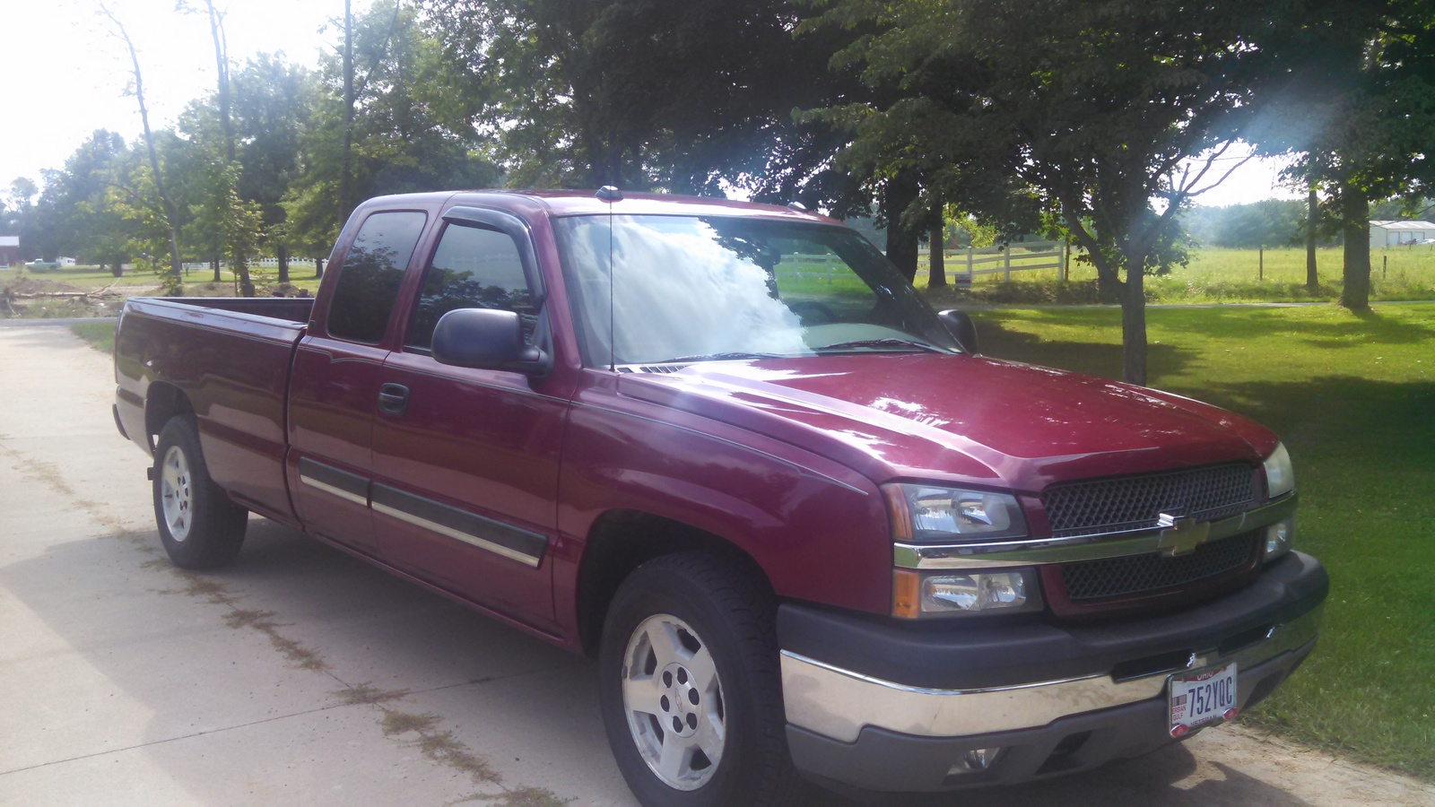 Picture of 2005 Chevrolet Silverado 1500 LT Ext Cab Long Bed 2WD, exterior