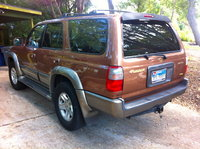 Picture of 1999 Toyota 4Runner 4 Dr Limited SUV, exterior