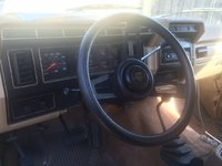 Picture of 1985 Ford Bronco Eddie Bauer 4WD, interior