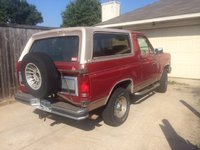 Picture of 1985 Ford Bronco Eddie Bauer 4WD, exterior