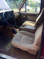 Picture of 1985 Ford Bronco Eddie Bauer 4WD, interior