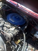 Picture of 1985 Ford Bronco Eddie Bauer 4WD, engine