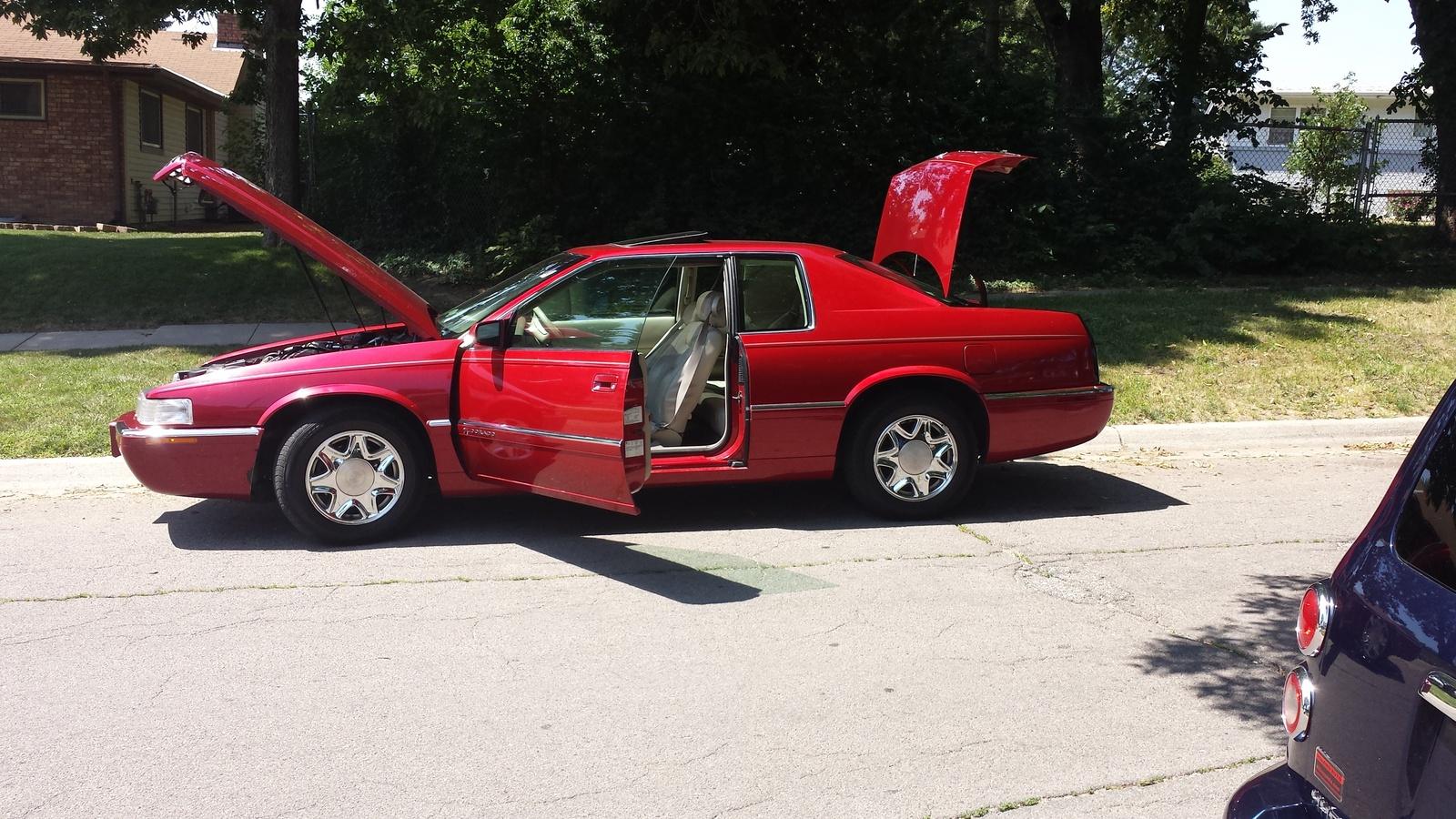 Picture of 1998 Cadillac Eldorado Base Coupe