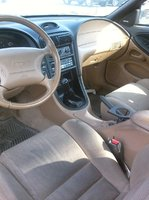 Picture of 1995 Ford Mustang GT Coupe, interior