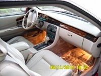 Picture of 1998 Cadillac Eldorado Base Coupe, interior
