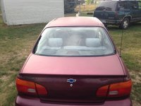 Picture of 1998 Chevrolet Prizm 4 Dr STD Sedan, exterior