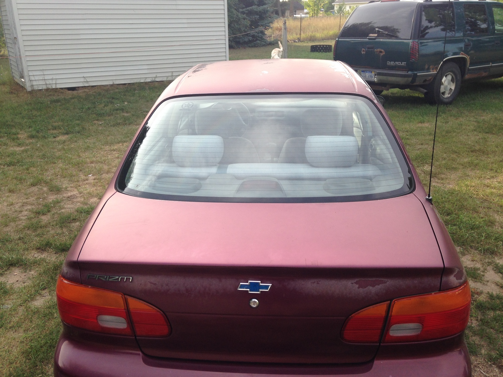 Picture of 1998 Chevrolet Prizm 4 Dr STD Sedan