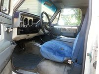 Picture of 1986 Chevrolet Suburban K20 4WD, interior, gallery_worthy