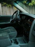 2005 Dodge Durango ST picture, interior