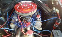 Picture of 1965 Mercury Comet, engine