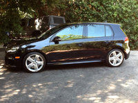 Picture of 2012 Volkswagen Golf R 4-Door AWD with Sunroof and Navigation, exterior, gallery_worthy