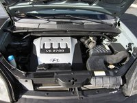 Picture of 2005 Hyundai Tucson GLS 2WD, engine, gallery_worthy