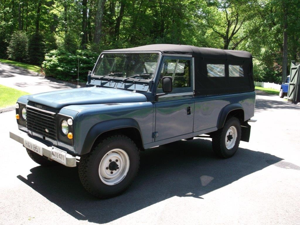used land rover defender for sale cargurus. Black Bedroom Furniture Sets. Home Design Ideas