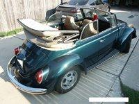 1972 Volkswagen Super Beetle Picture Gallery