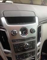 Picture of 2011 Cadillac CTS 3.6L Performance, interior
