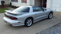 2000 Pontiac Trans Am Overview