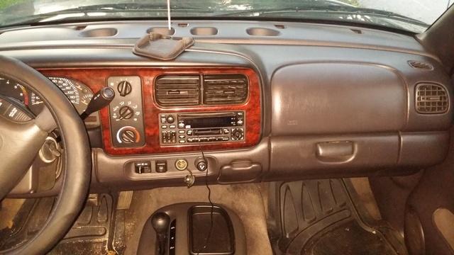 Dodge Durango Sport Wd Pic X on 2001 Dodge Dakota Slt