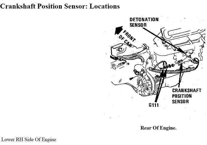 chevrolet cavalier questions on my 89 z24 chevy cavalier 2 8 liter Heat Sensor Diagram 3 answers