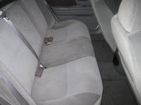 Picture of 2002 Mercury Sable GS, interior