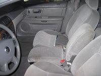 2002 Mercury Sable GS picture, interior