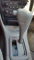 2001 Chevrolet Prizm 4 Dr LSi Sedan picture, interior