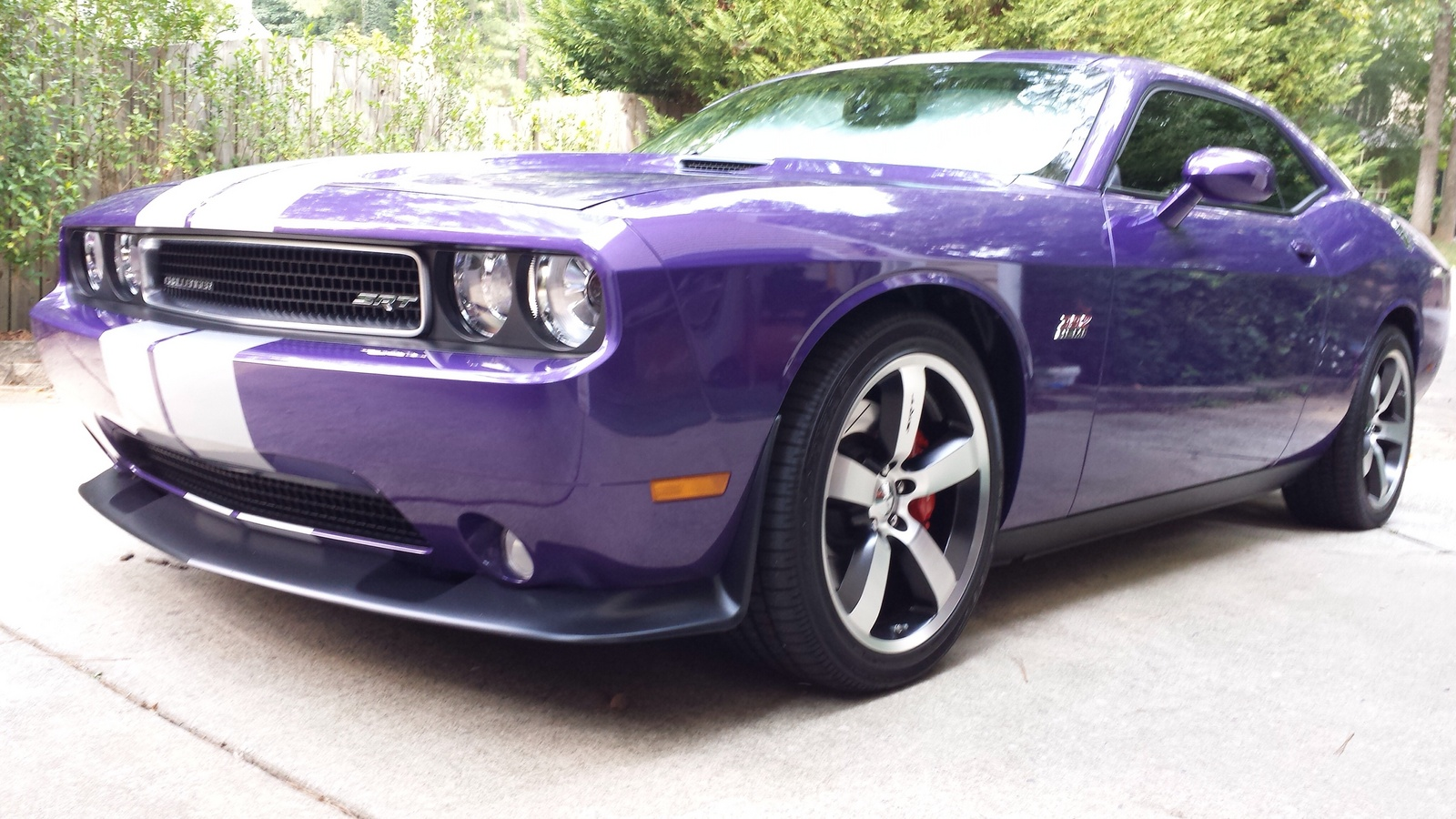 Picture of 2014 Dodge Challenger SRT8