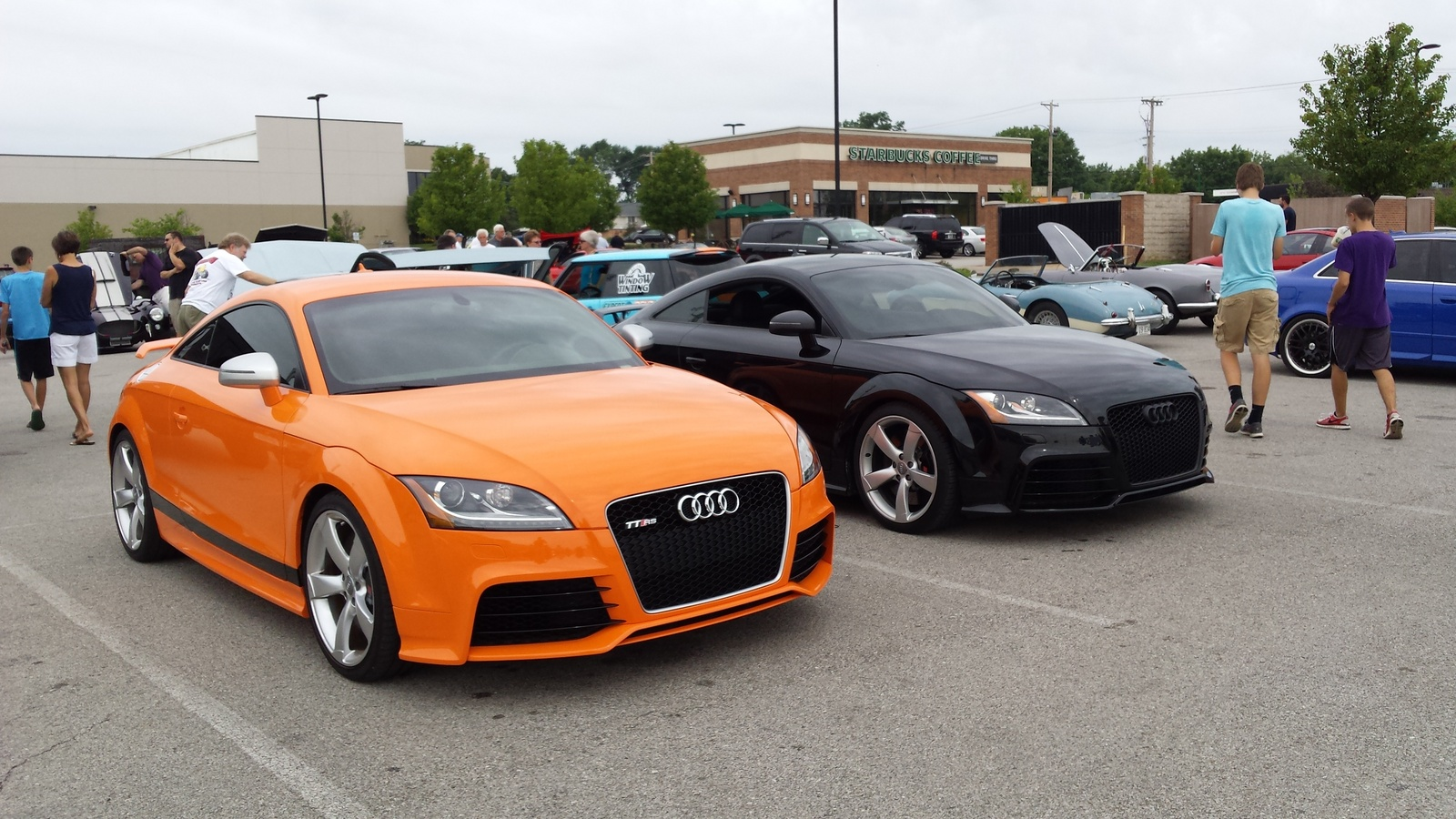 2017 Audi TTS Reviews and Rating  Motor Trend