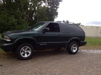 Picture of 2003 Chevrolet Blazer 2 Dr LS SUV, exterior