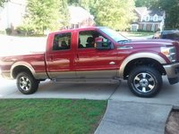 Picture of 2014 Ford F-250 Super Duty King Ranch Crew Cab 6.8ft Bed 4WD