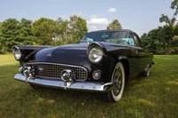 1955 Ford Thunderbird Overview