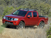 2014 Nissan Frontier PRO-4X Crew Cab 4WD, 2014 Nissan Frontier PRO-4X Crew Cab, exterior, gallery_worthy