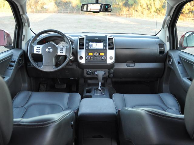 2014 Nissan Frontier Overview Cargurus