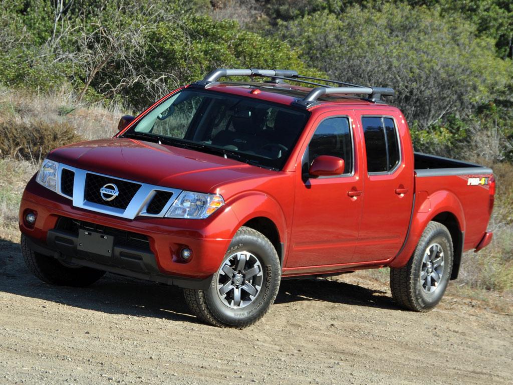 Nissan Frontier 2014 Pro 4x 2014 Nissan Frontier Pro 4x