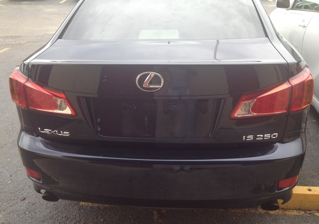 Picture of 2010 Lexus IS 250