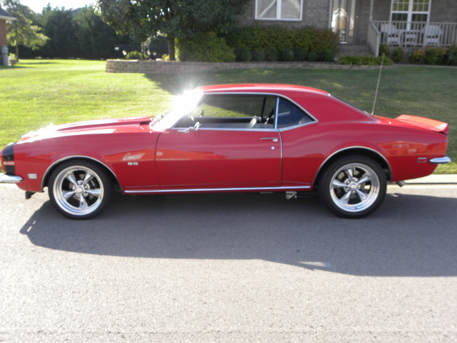 Picture of 1968 chevrolet camaro ss exterior
