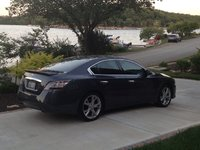 Picture of 2012 Nissan Maxima SV, exterior