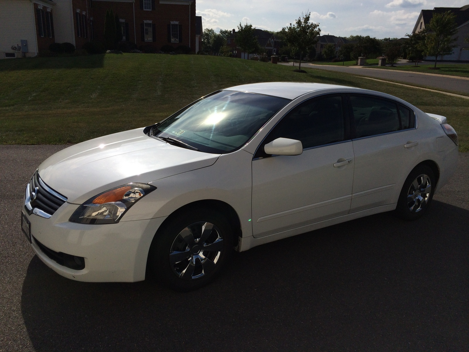 Exciting 2007 Nissan Altima Beedher