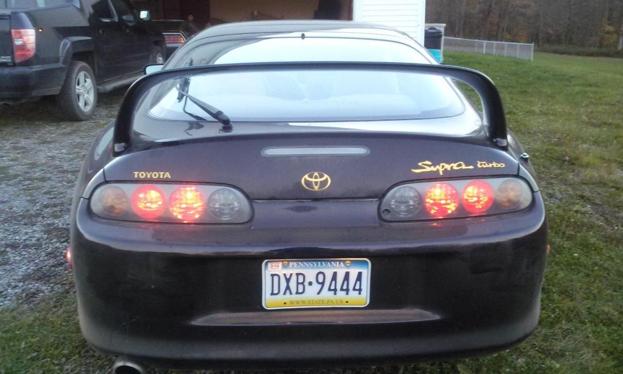 1998 Toyota Supra Overview Cargurus