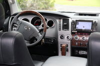 Picture of 2012 Toyota Tundra Limited CrewMax 5.7L FFV 4WD, interior, gallery_worthy